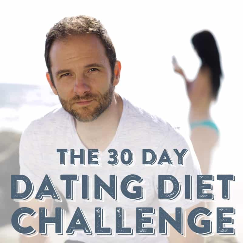 The Dating Diet FB Post