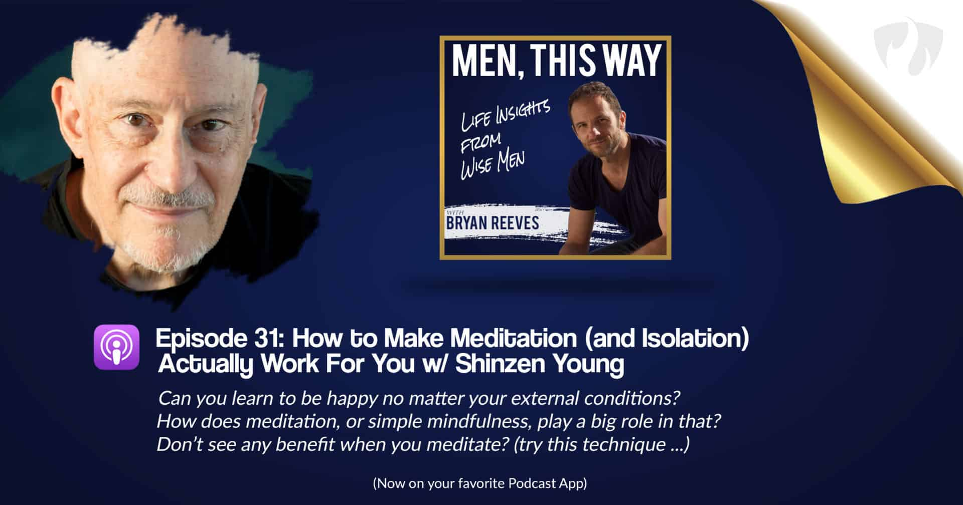 MTW GUEST Shinzen Young